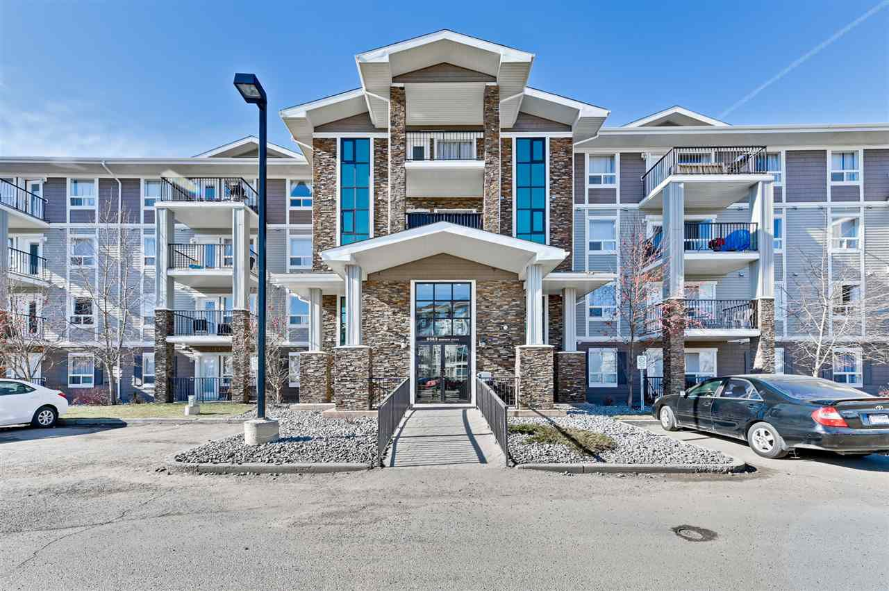 Main Photo: 1216 9363 SIMPSON Drive in Edmonton: Zone 14 Condo for sale : MLS®# E4151562