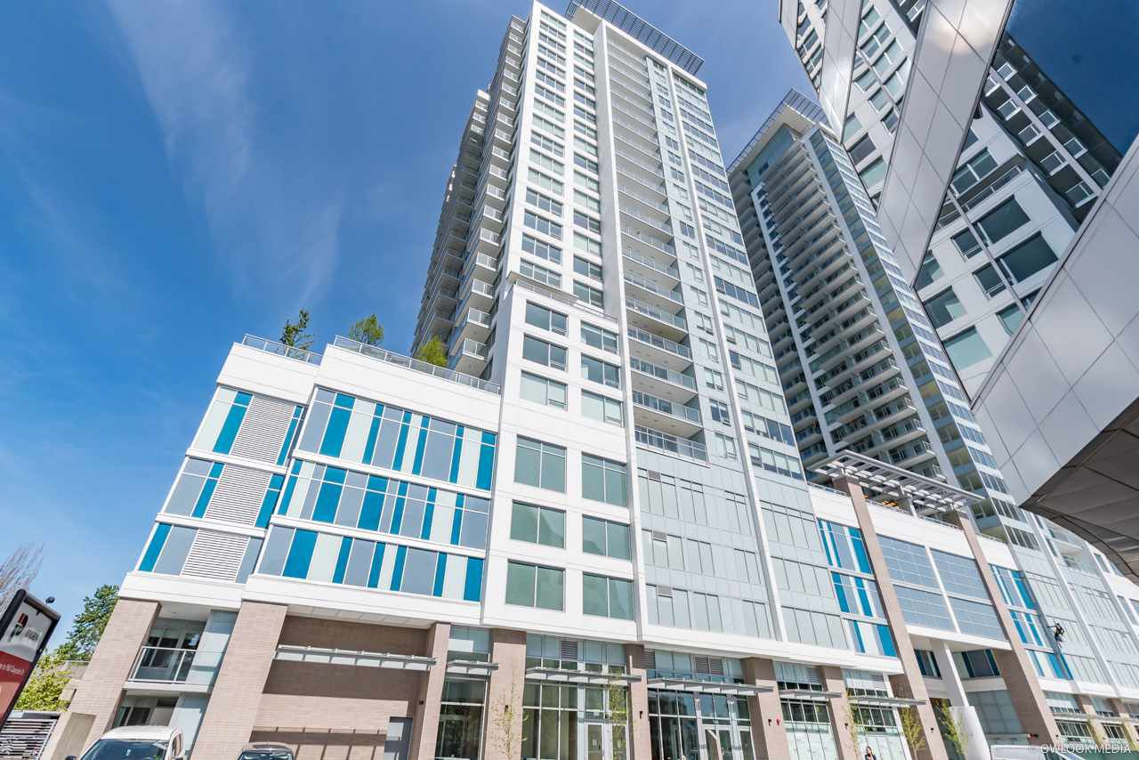 Main Photo: 2802 988 QUAYSIDE Drive in New Westminster: Quay Condo for sale : MLS®# R2367925