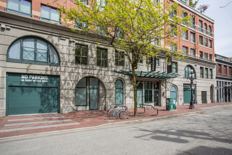 Main Photo: 303 55 ALEXANDER Street in Vancouver: Downtown VE Condo for sale (Vancouver East)  : MLS®# R2369705