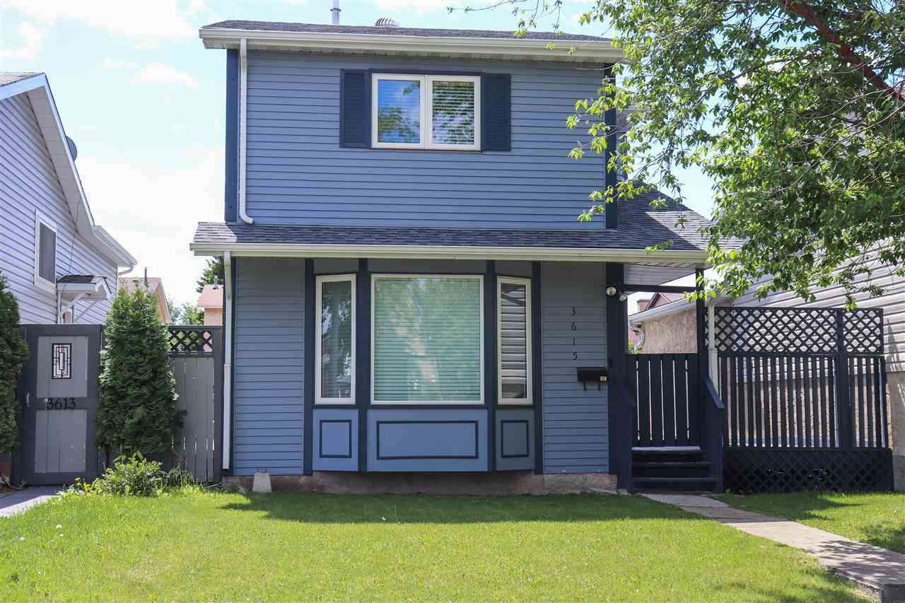 Main Photo: 3615 42A Avenue in Edmonton: Zone 29 House for sale : MLS®# E4161715