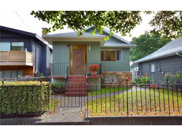 Main Photo: 4602 WINDSOR Street in Vancouver: Fraser VE House for sale (Vancouver East)  : MLS®# V908315