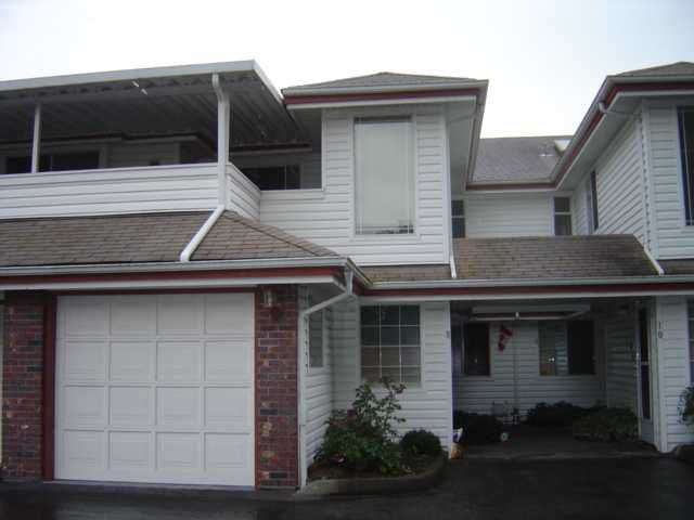 "Main Photo: 8 22128 DEWDNEY TRUNK Road in Maple Ridge: West Central Townhouse for sale in ""DEWDNEY PLACE"" : MLS®# V918715"