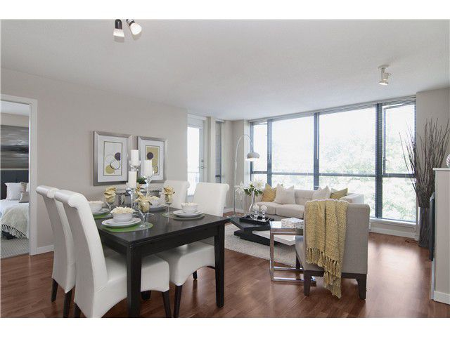 Main Photo: # 407 4182 DAWSON ST in Burnaby: Brentwood Park Condo for sale (Burnaby North)  : MLS®# V1027887