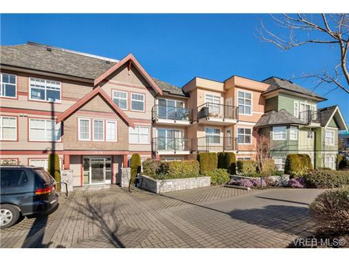 Main Photo: 111 1618 North Dairy Road in VICTORIA: SE Cedar Hill Condo Apartment for sale (Saanich East)  : MLS®# 335537