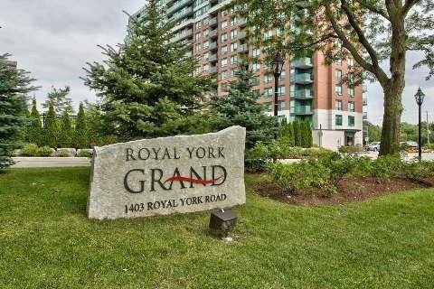 Main Photo: 710 1403 Royal York Road in Toronto: Willowridge-Martingrove-Richview Condo for sale (Toronto W09)  : MLS®# W3278344
