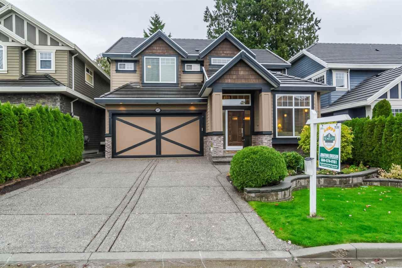 "Main Photo: 14975 34B Avenue in Surrey: Morgan Creek House for sale in ""Rosemary Heights"" (South Surrey White Rock)  : MLS®# R2009789"