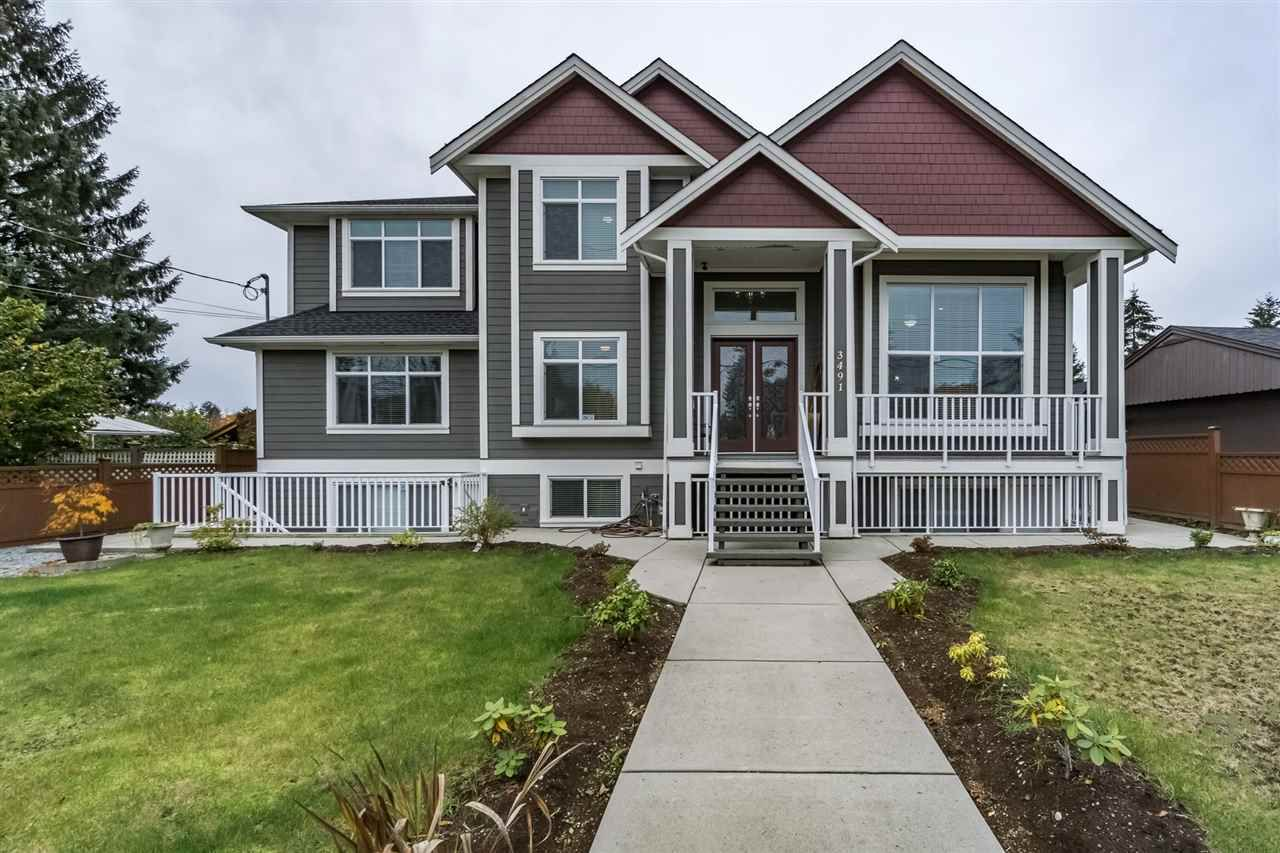 Main Photo: 3491 OXFORD Street in Port Coquitlam: Glenwood PQ House for sale : MLS®# R2118597