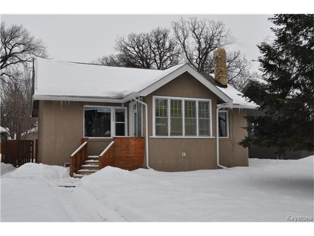 Main Photo: 289 Ashland Avenue in Winnipeg: Riverview Residential for sale (1A)  : MLS®# 1702300