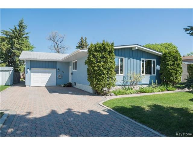 Main Photo: 69 Pine Bluff Road in Winnipeg: Niakwa Place Residential for sale (2H)  : MLS®# 1712839