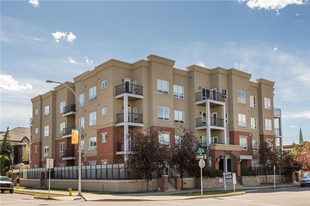 Main Photo: 205 1108 15 Street SW in Calgary: Sunalta Condo for sale : MLS®# C4125328