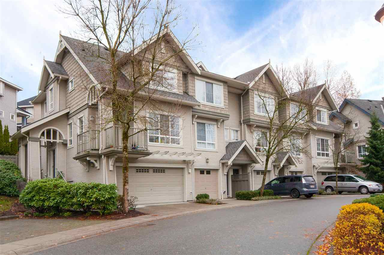 Main Photo: 77 2978 WHISPER Way in Coquitlam: Westwood Plateau Townhouse for sale : MLS®# R2223754