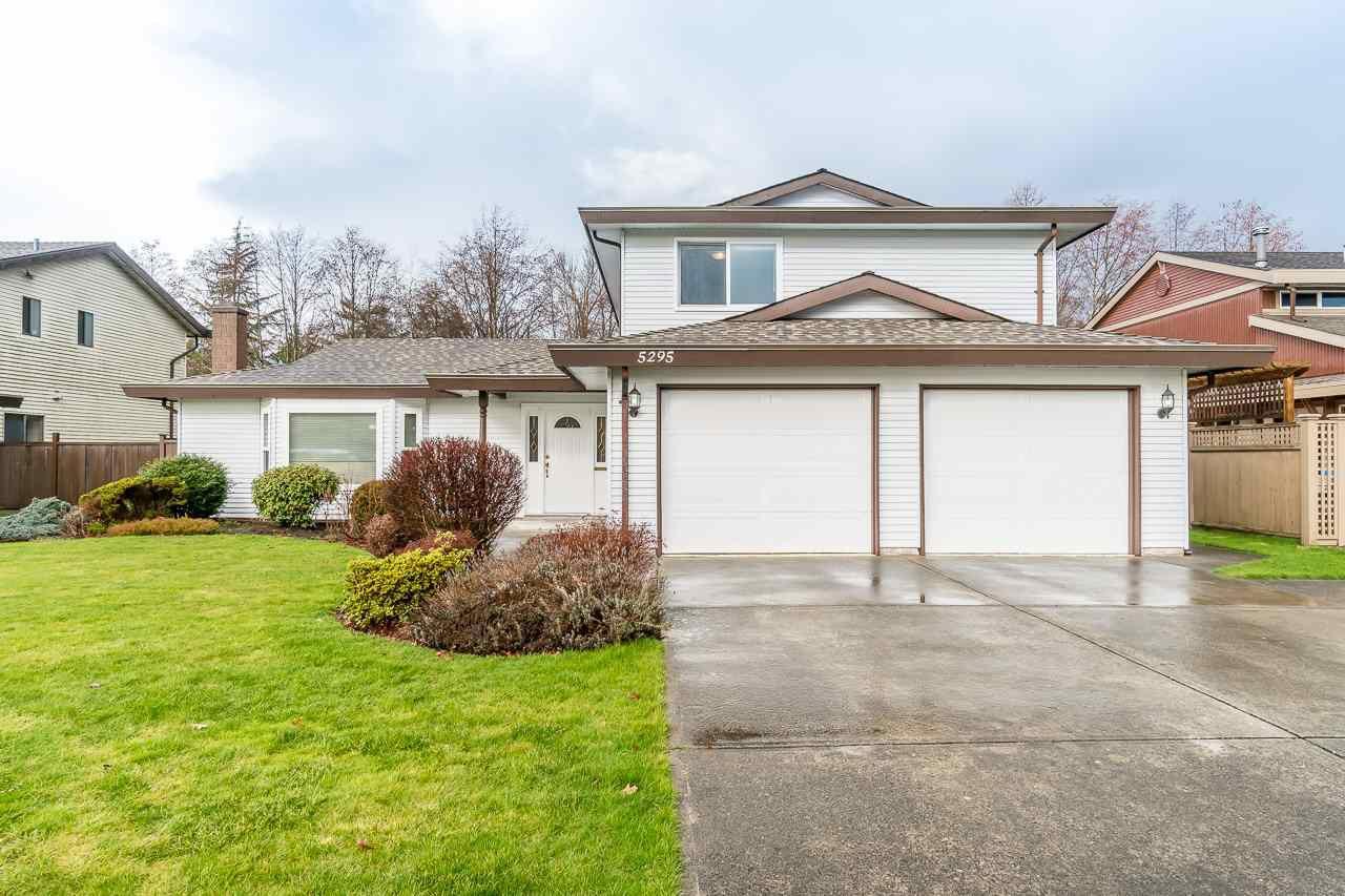 Main Photo: 5295 CHAMBERLAYNE Avenue in Delta: Neilsen Grove House for sale (Ladner)  : MLS®# R2232570
