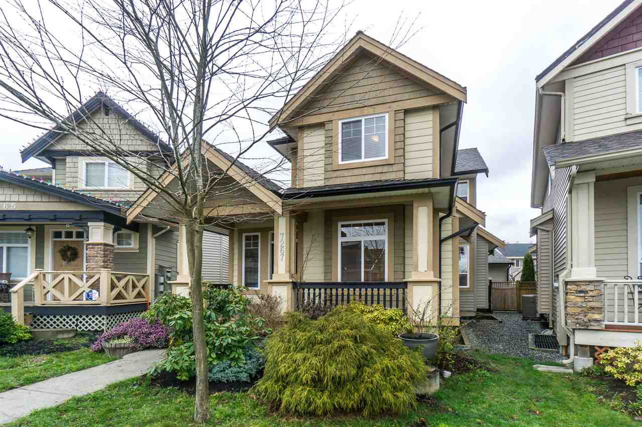 Main Photo: 7267 199A Street in Langley: Willoughby Heights House for sale : MLS®# R2237152