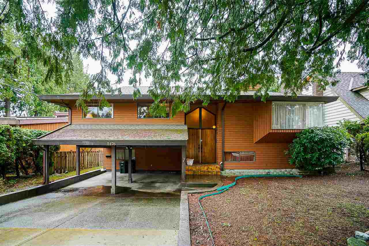 Main Photo: 5476 GILPIN Street in Burnaby: Deer Lake Place House for sale (Burnaby South)  : MLS®# R2248017