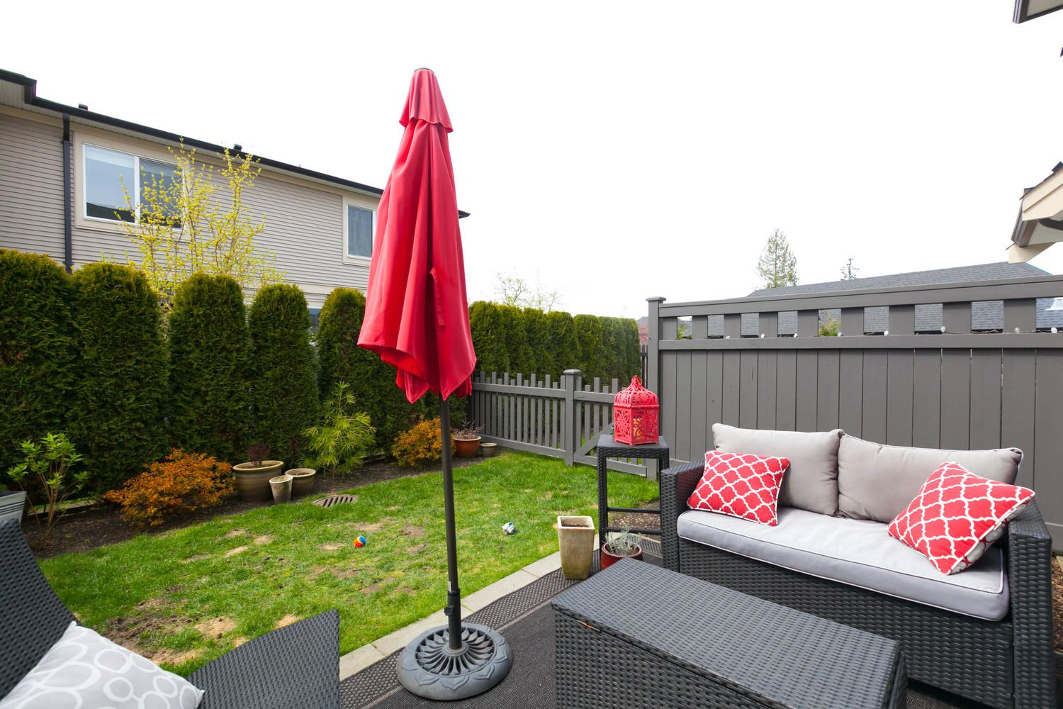 """Photo 39: Photos: 97 7938 209 Street in Langley: Willoughby Heights Townhouse for sale in """"Red Maple Park"""" : MLS®# R2260950"""