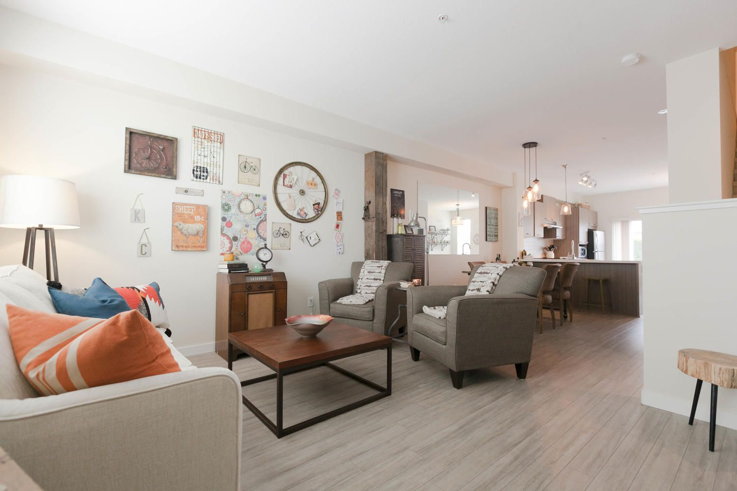 """Photo 6: Photos: 97 7938 209 Street in Langley: Willoughby Heights Townhouse for sale in """"Red Maple Park"""" : MLS®# R2260950"""