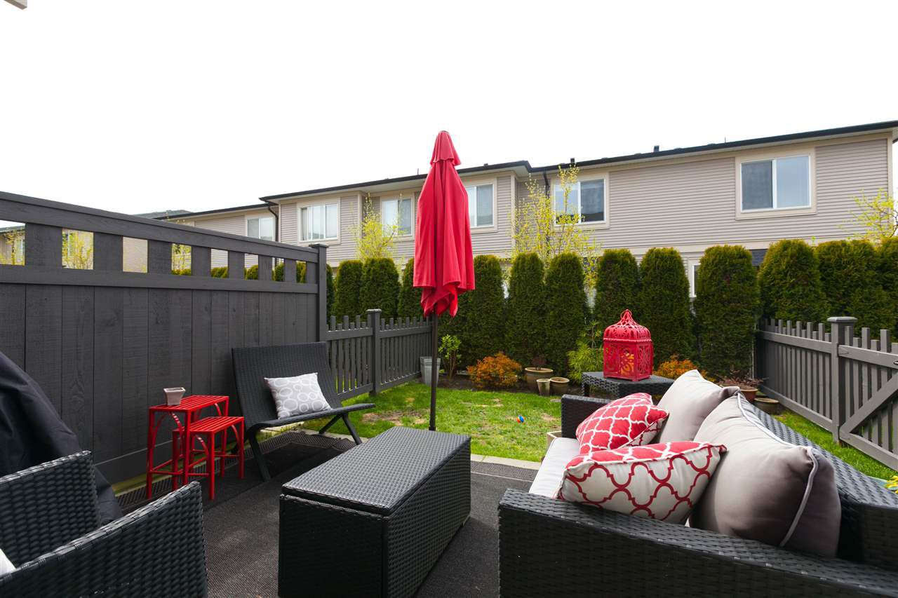 """Photo 62: Photos: 97 7938 209 Street in Langley: Willoughby Heights Townhouse for sale in """"Red Maple Park"""" : MLS®# R2260950"""