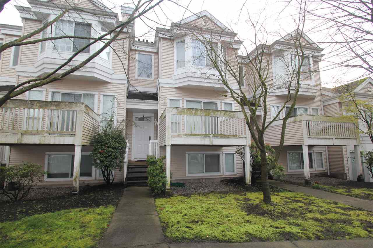 """Main Photo: 17 12411 JACK BELL Drive in Richmond: East Cambie Townhouse for sale in """"FRANCISCO VILLAGE"""" : MLS®# R2266678"""