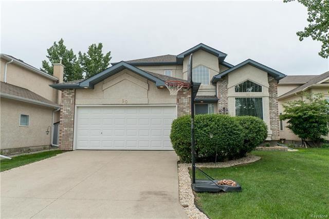 Main Photo: 50 Marksbridge Drive in Winnipeg: Linden Woods Residential for sale (1M)  : MLS®# 1817539