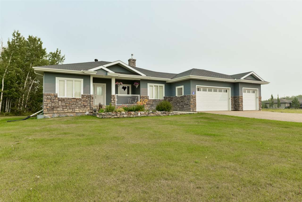 Main Photo: 65 53521 RR 272: Rural Parkland County House for sale : MLS®# E4124607