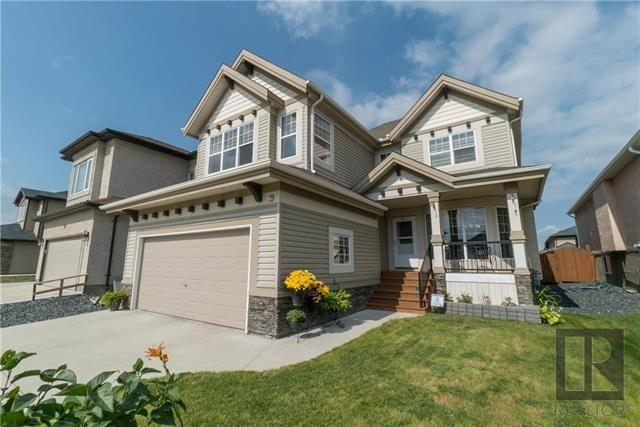 Main Photo: 89 Prairie Sky Drive in Winnipeg: South Pointe Residential for sale (1R)  : MLS®# 1823772