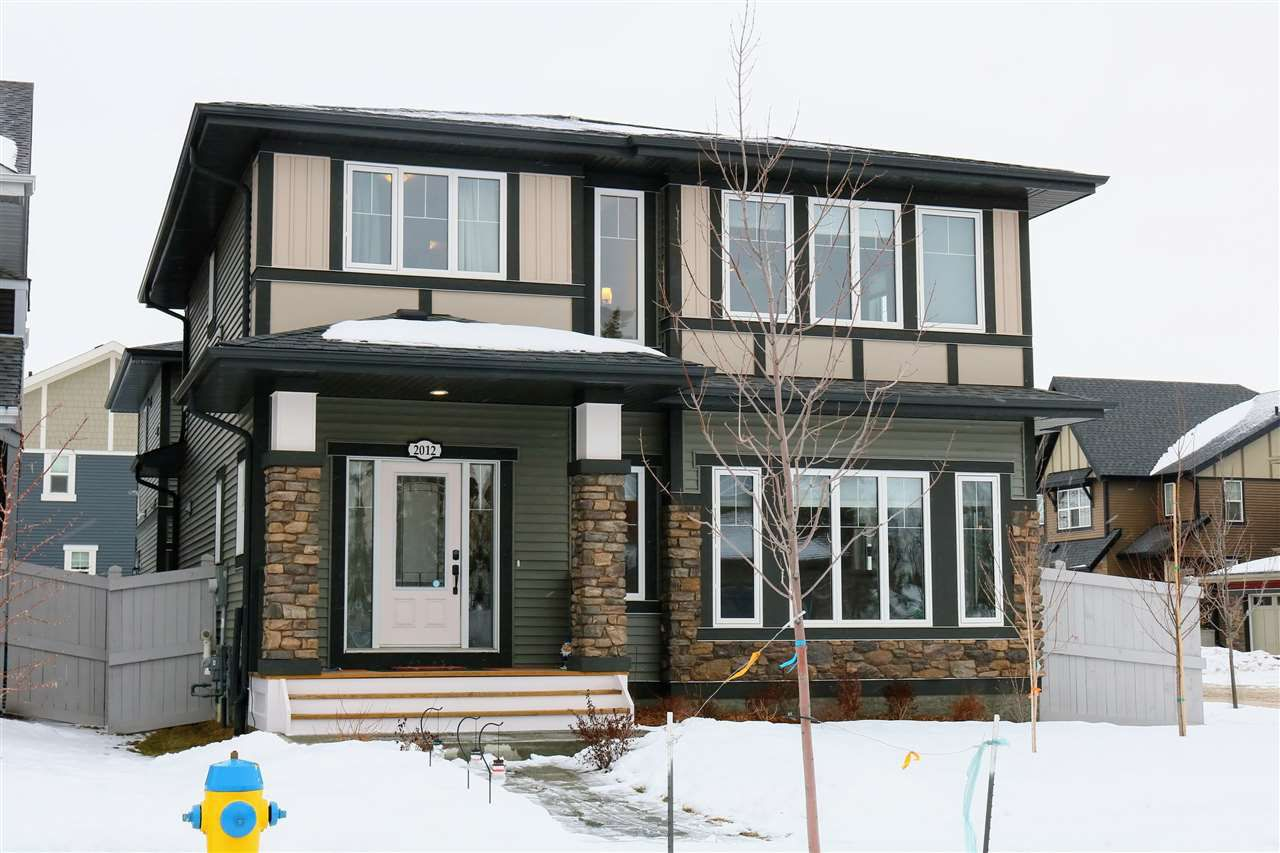 Main Photo: 2012 ROCHESTER Avenue in Edmonton: Zone 27 House for sale : MLS®# E4142851