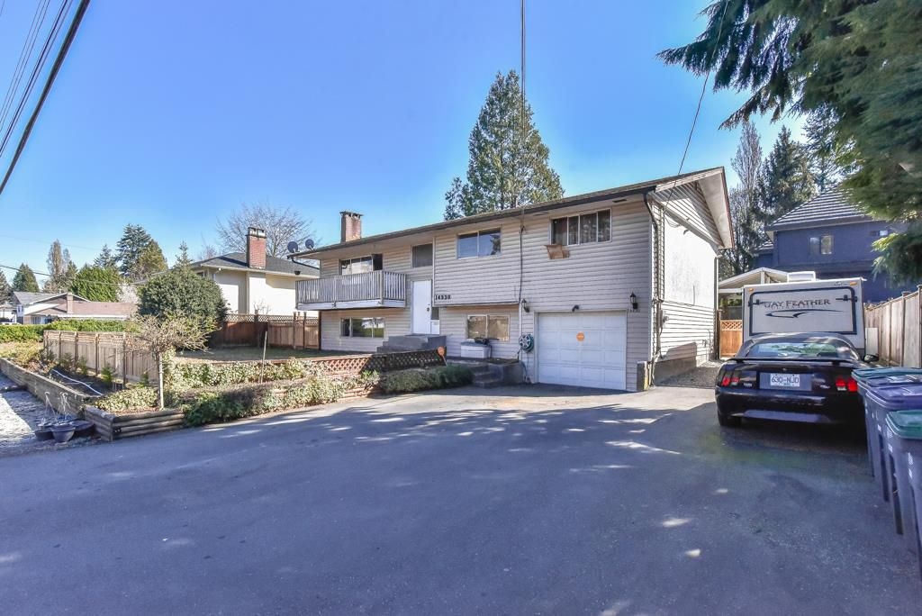 Main Photo: 14930 BLUEBIRD Crescent in Surrey: Bolivar Heights House for sale (North Surrey)  : MLS®# R2354006