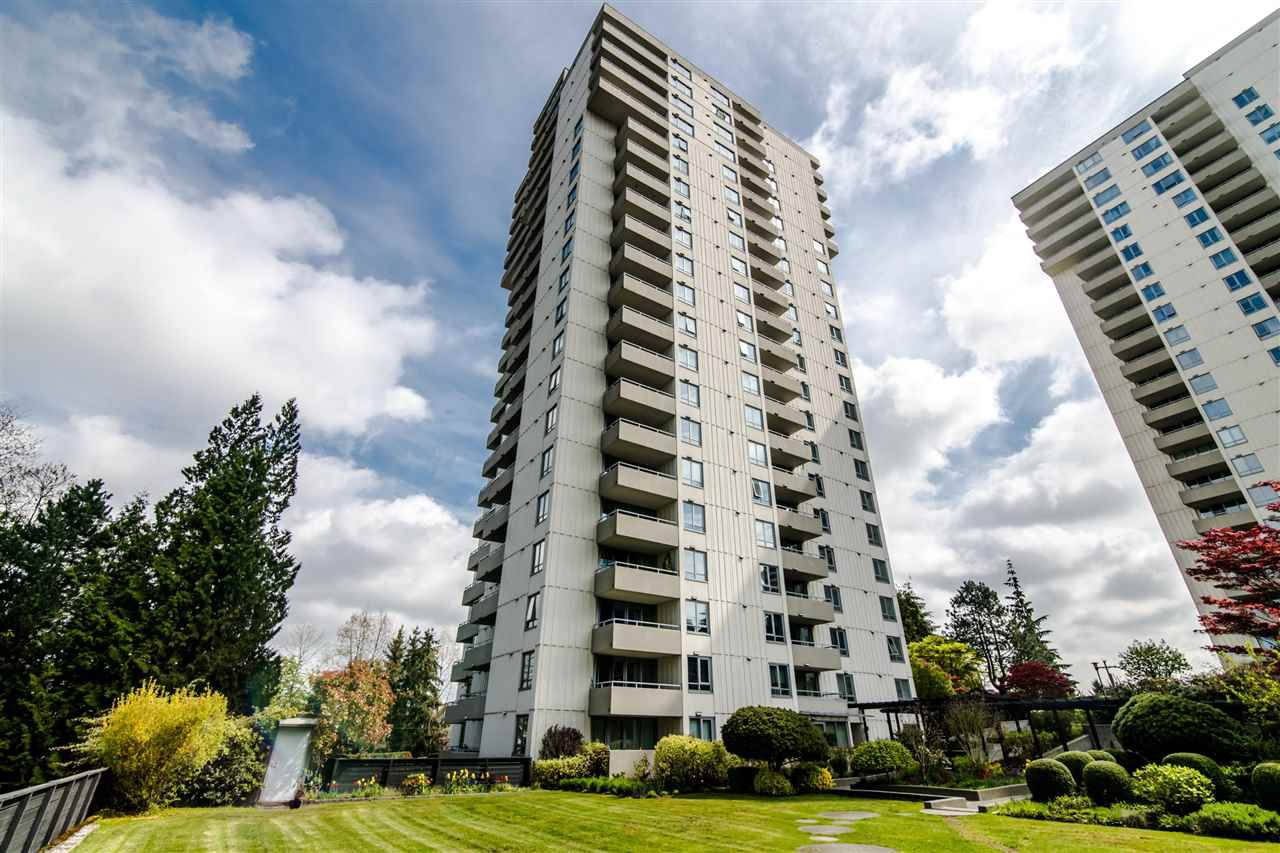 """Main Photo: 607 4160 SARDIS Street in Burnaby: Central Park BS Condo for sale in """"Central Park Place"""" (Burnaby South)  : MLS®# R2363386"""