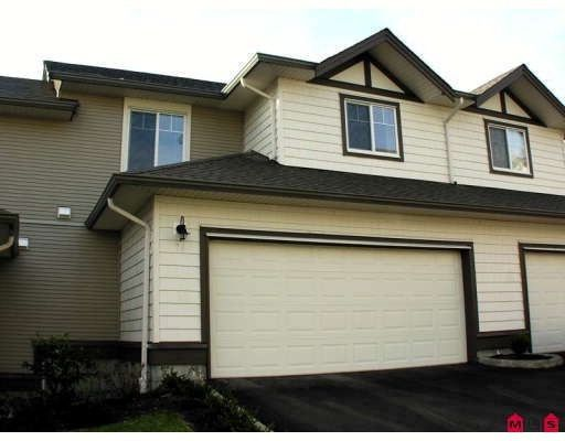"""Main Photo: 74 4401 BLAUSON BLVD in ABBOTSFORD: Abbotsford East Townhouse for rent in """"SAGE"""" (Abbotsford)"""