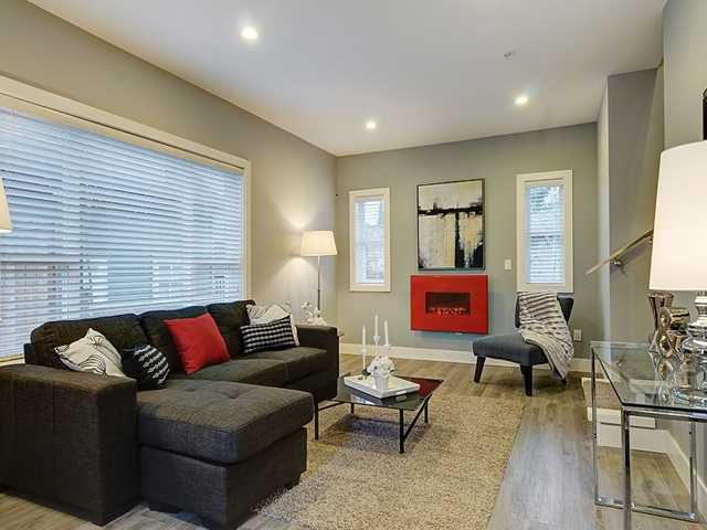 Main Photo: 3-Bedroom, 3-bath Coach House For Sale in Cedar Cottage