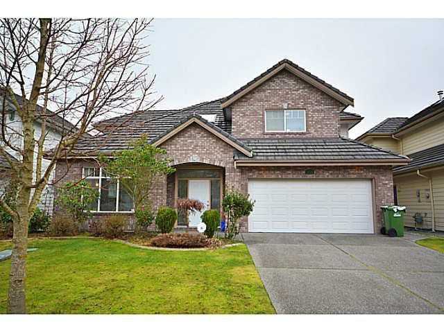 Main Photo: 3728 LAM Drive in Richmond: Terra Nova House for sale : MLS®# V1043376