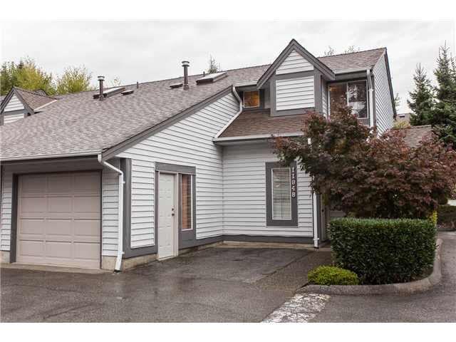 """Photo 1: Photos: 11948 90TH Avenue in Delta: Annieville Townhouse for sale in """"SUNRIDGE ESTATES"""" (N. Delta)  : MLS®# F1425112"""