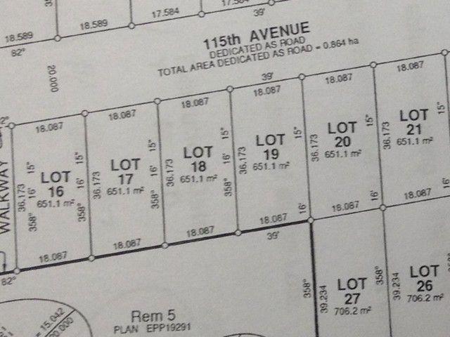 Main Photo: LOT 18 115 Street in Fort St. John: Fort St. John - City NW Home for sale (Fort St. John (Zone 60))  : MLS®# N241500