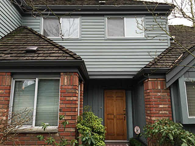 Main Photo: 21 5820 DOVER Crescent in Richmond: Riverdale RI Townhouse for sale : MLS®# V1101801