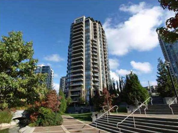 """Main Photo: 1205 151 W 2ND Street in North Vancouver: Lower Lonsdale Condo for sale in """"SKY"""" : MLS®# R2030186"""