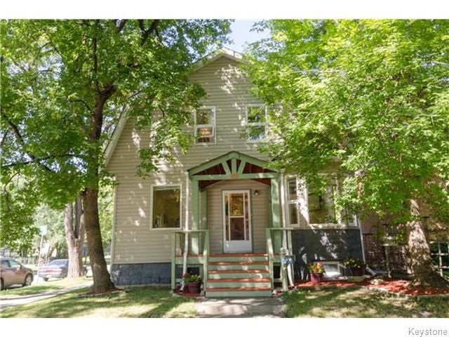 Main Photo: 74 Evanson Street in Winnipeg: Wolseley Residential for sale (5B)  : MLS®# 1622066