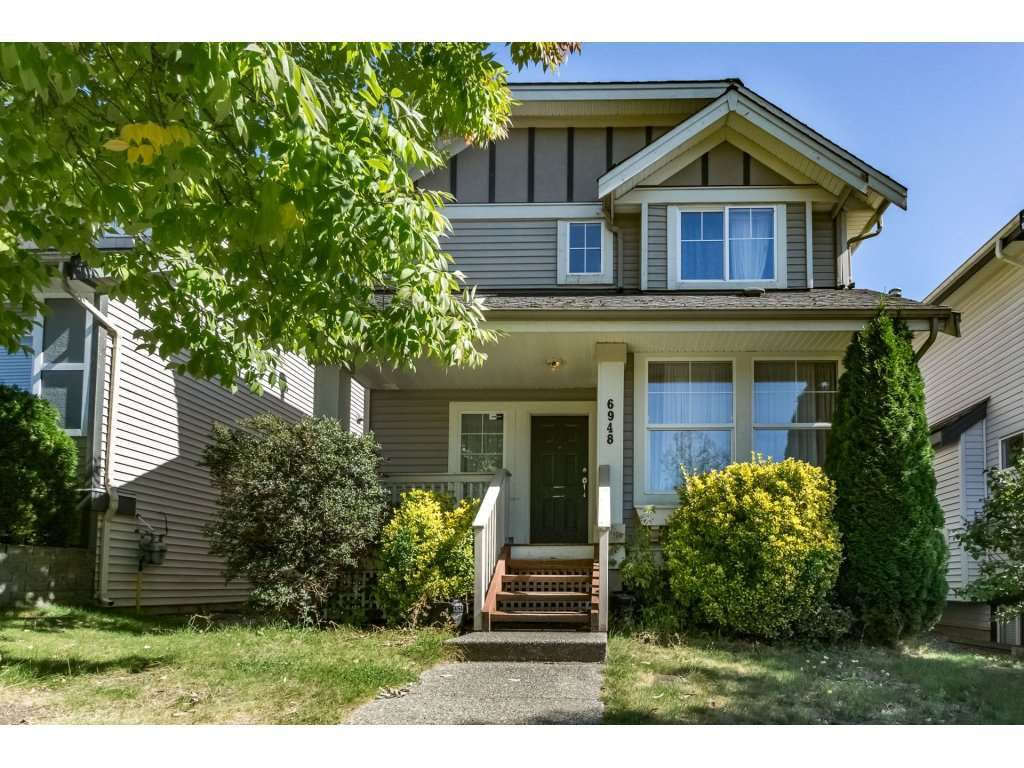 "Main Photo: 6948 201 Street in Langley: Willoughby Heights House for sale in ""Jefferies Brook"" : MLS®# R2108537"