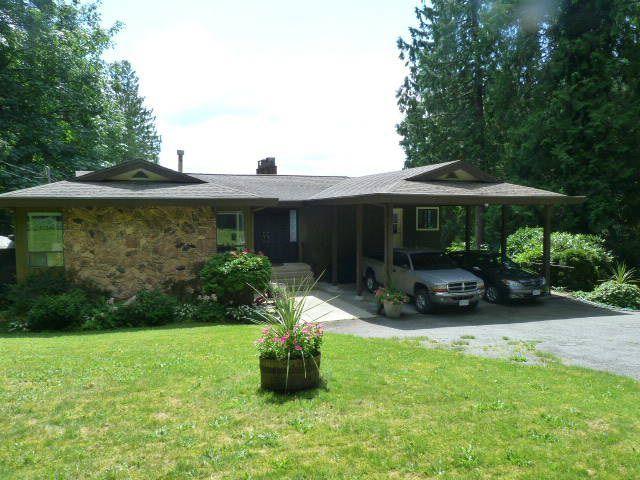 Main Photo: 25770 100 Avenue in Maple Ridge: Thornhill MR House for sale : MLS®# R2128244