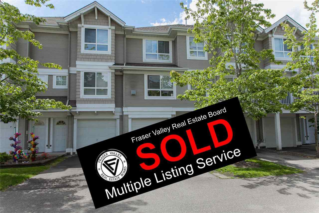 """Main Photo: 17 20890 57 Avenue in Langley: Langley City Townhouse for sale in """"Aspen Gables"""" : MLS®# R2136493"""