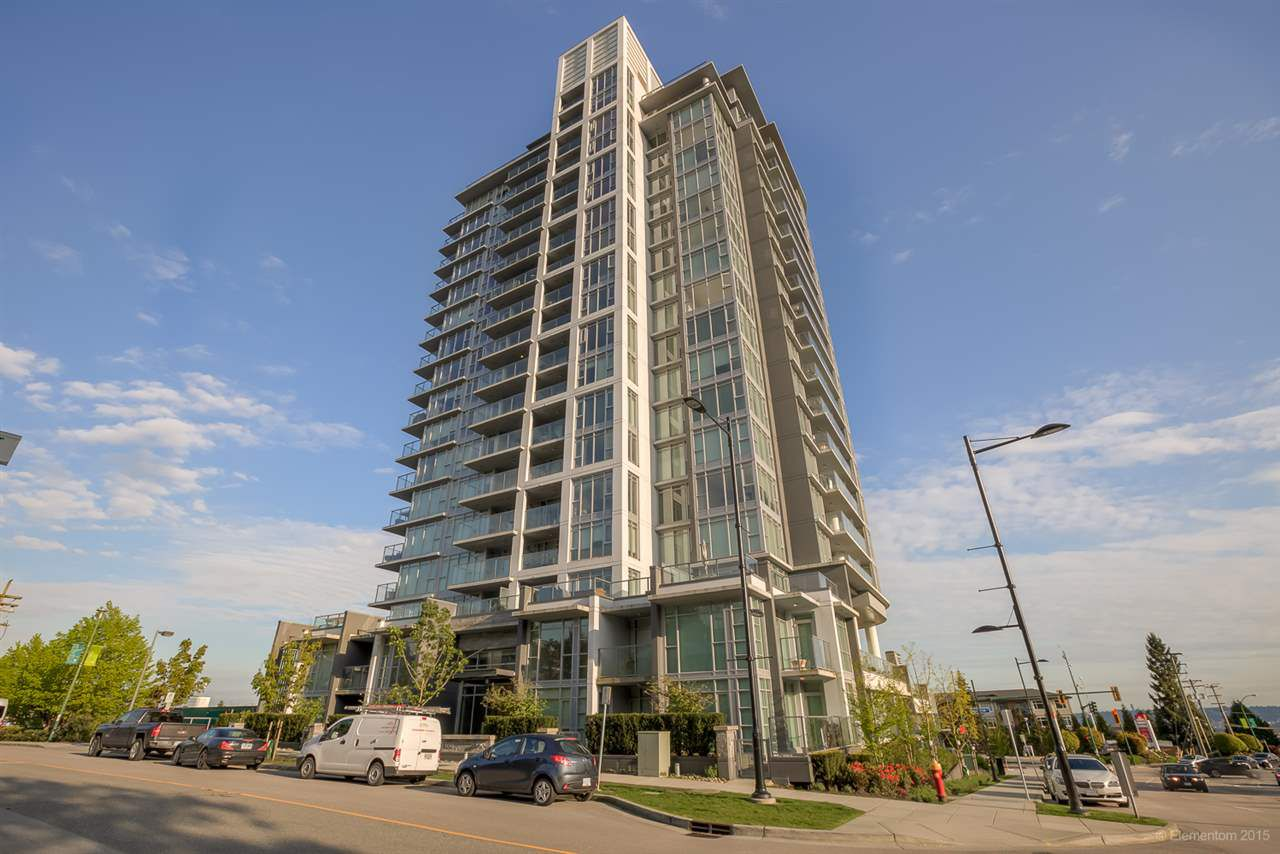 "Main Photo: 1103 958 RIDGEWAY Avenue in Coquitlam: Central Coquitlam Condo for sale in ""THE AUSTIN"" : MLS®# R2164770"