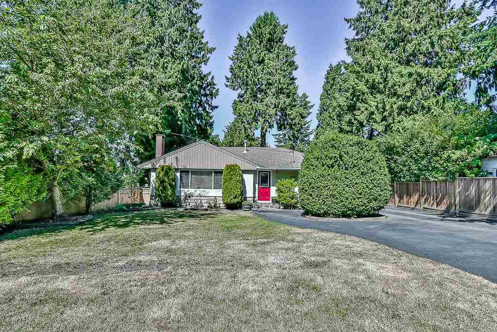 Main Photo: 11575 97 Avenue in Surrey: Royal Heights House for sale (North Surrey)  : MLS®# R2198554