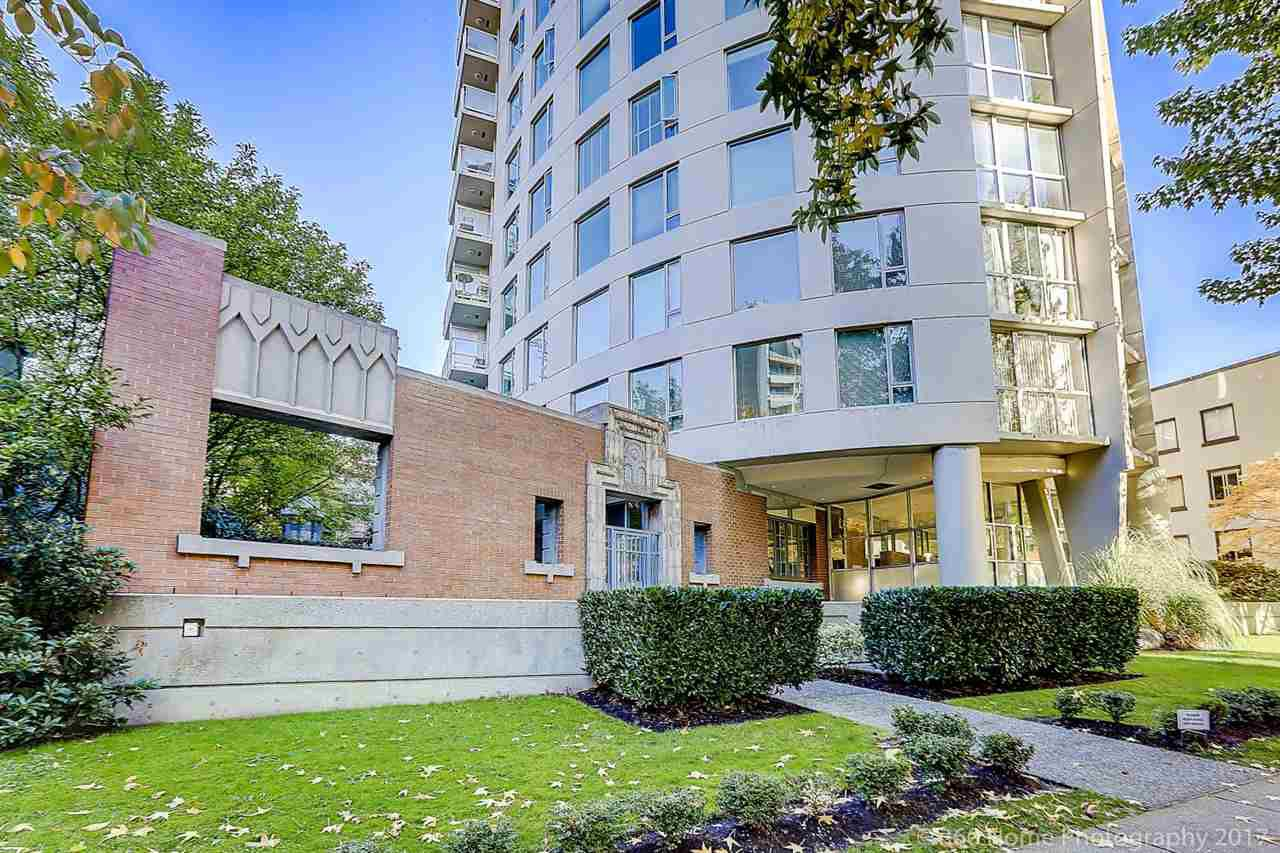 """Main Photo: 1201 1277 NELSON Street in Vancouver: West End VW Condo for sale in """"THE JETSON"""" (Vancouver West)  : MLS®# R2217547"""