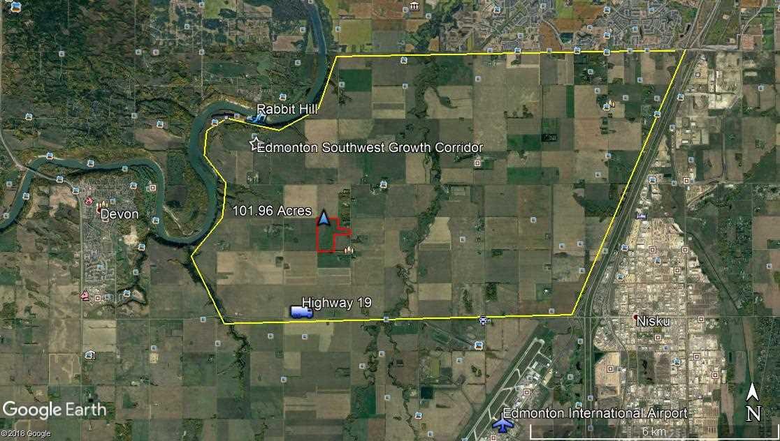 Main Photo: 50524 Range Road 255: Rural Leduc County Rural Land/Vacant Lot for sale : MLS®# E4100809