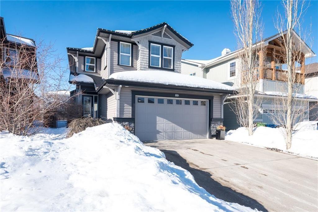 Main Photo: 89 AUBURN GLEN Circle SE in Calgary: Auburn Bay House for sale : MLS®# C4172465