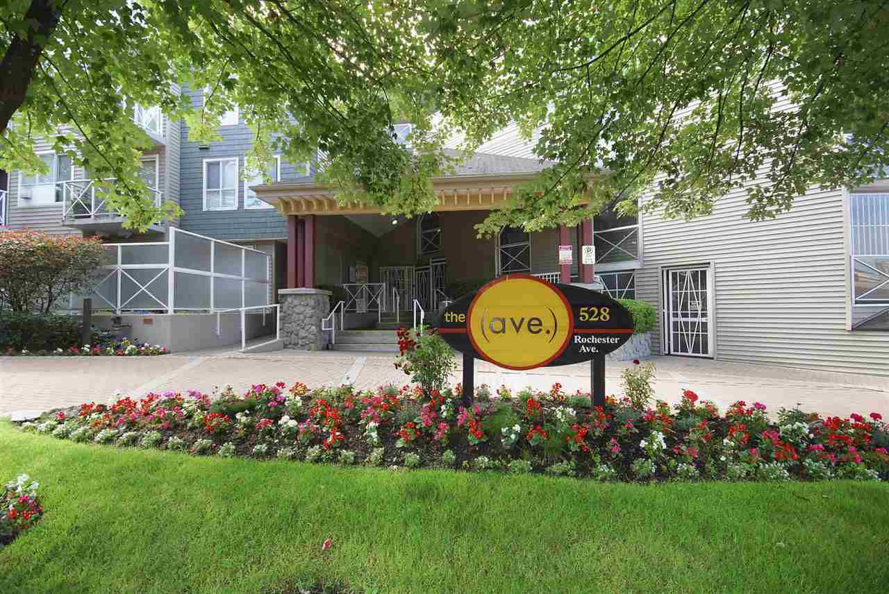 """Main Photo: 322 528 ROCHESTER Avenue in Coquitlam: Coquitlam West Condo for sale in """"The Ave"""" : MLS®# R2279249"""