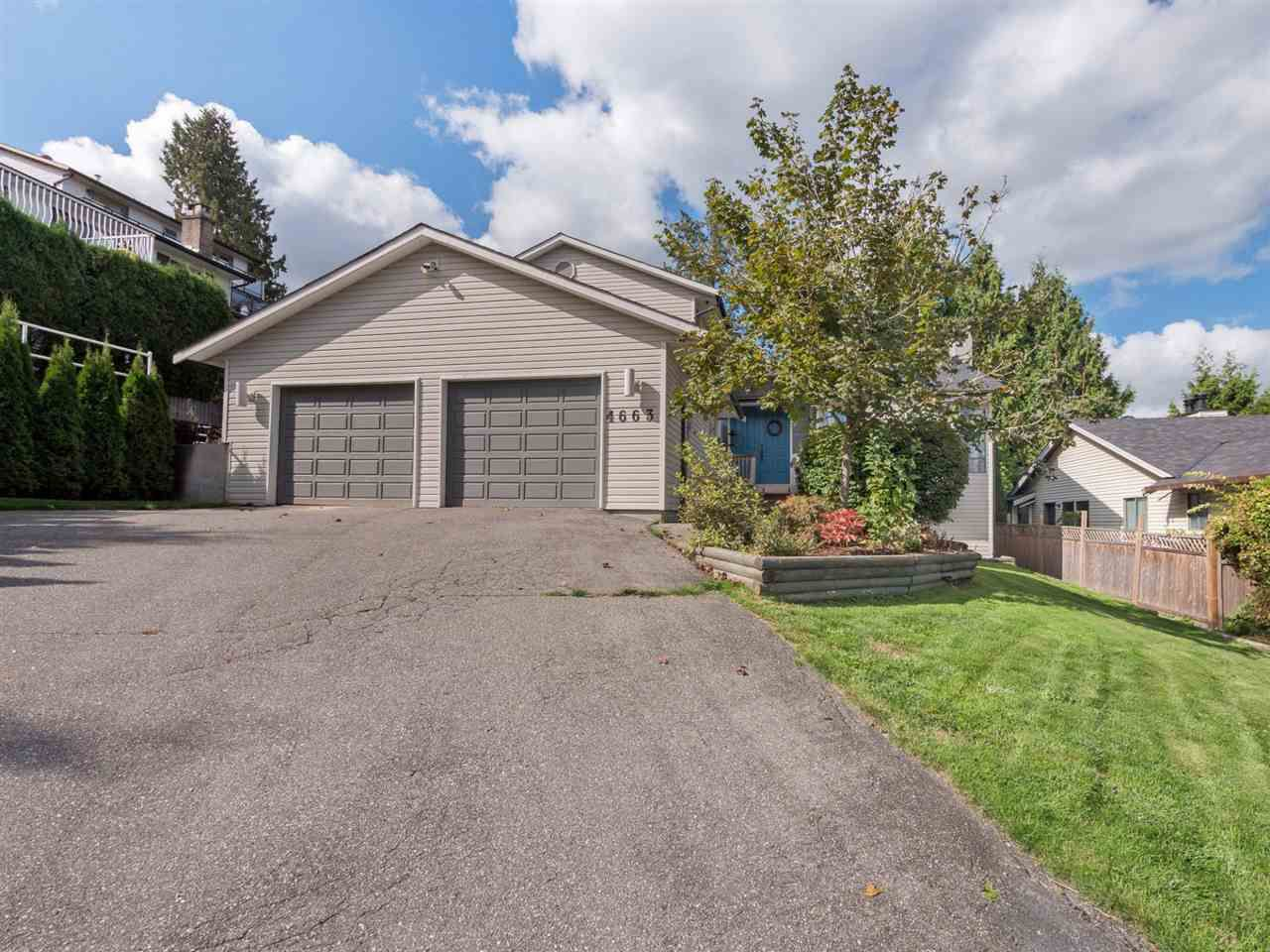 Main Photo: 4663 207B Street in Langley: Langley City House for sale : MLS®# R2307715