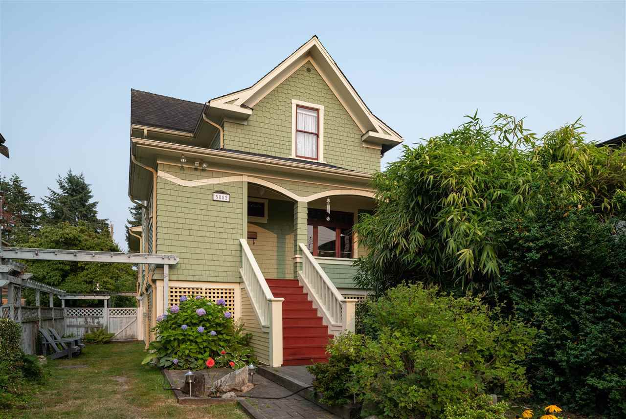 Main Photo: 5882 TYNE Street in Vancouver: Killarney VE House for sale (Vancouver East)  : MLS®# R2330113