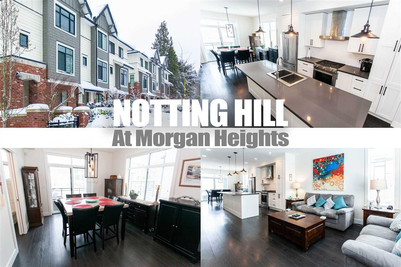 "Main Photo: 3 16518 24A Avenue in Surrey: Grandview Surrey Townhouse for sale in ""NOTTING HILL"" (South Surrey White Rock)  : MLS®# R2340128"