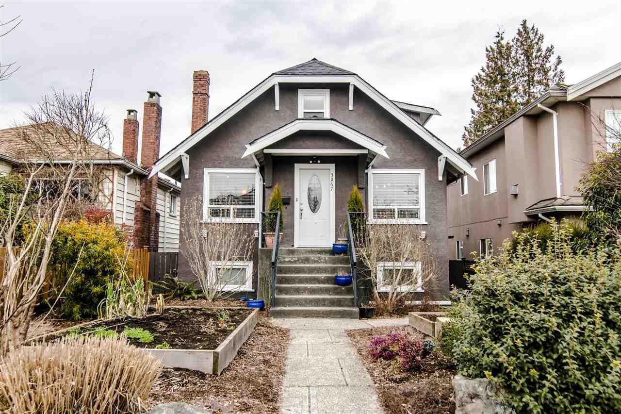 Main Photo: 3067 GRAVELEY Street in Vancouver: Renfrew VE House for sale (Vancouver East)  : MLS®# R2349763