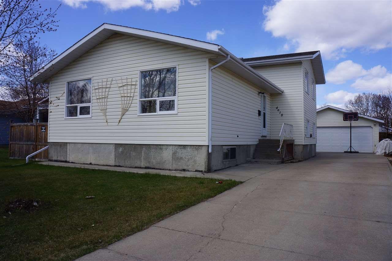 Main Photo: 4618 53 Avenue: Bruderheim House for sale : MLS®# E4149827